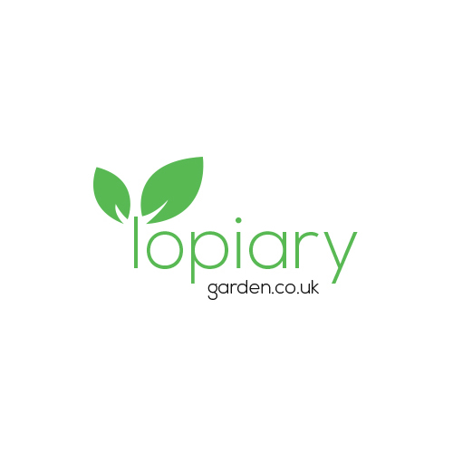 Topiary Garden website screenshot